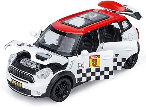 XIUYU Auto-Modell Model Car 1.32 Mini Runway Gelände SUV Modell Simulation Legierung Auto-Modell Auto Original-Dekoration Boyfriend Geschenk 14x6x5.5CM Model Car Ferien hsvbkwm