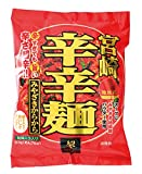 響 宮崎辛辛麺(即席麺) 1食 ×12袋