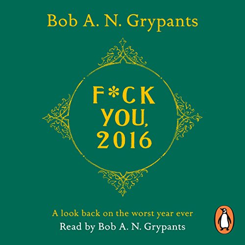F--k You, 2016 audiobook cover art