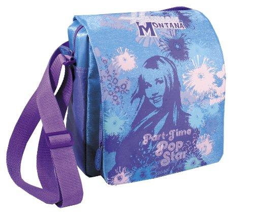 Hannah Montana Umhängetasche Schultertasche Kinder Mädchen Tablet Tasche