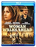 Woman Walks Ahead (Blu-ray) Jessica Chastain, Ciarán Hinds, Sam Rockwell