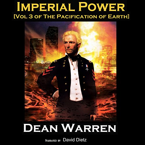 Imperial Power audiobook cover art