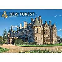 NEW FOREST A4 CALENDAR 2021