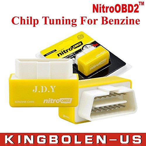 JDY Plug and Drive NitroOBD2 Performance Chip...