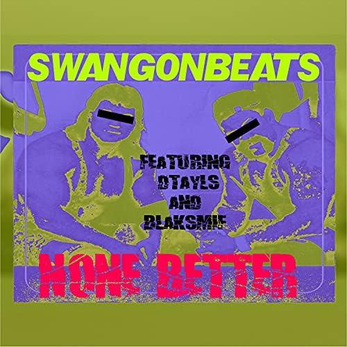 SwangOnBeats feat. Dtayls & Blaksmif