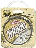 Berkley Trilene Fluorocarbon Professional Grade Filler Spool Fishing Line, Clear, 20 lb./200 yd.