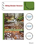 Applied Calculus 5E WileyPLUS with Loose-Leaf Print Companion with WileyPLUS Card Set (Wiley Plus Products)