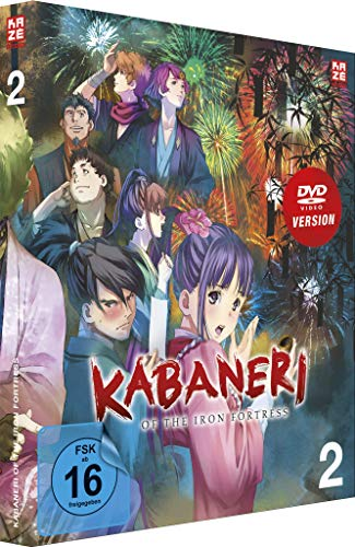 Kabaneri of the Iron Fortress - DVD Vol. 2