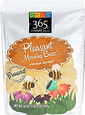 365 Everyday Value, Pleasant Morning Buzz Coffee, 24 oz