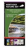 Kentucky Nature Set: Field Guides to Wildlife, Birds, Trees & Wildflowers of Kentucky