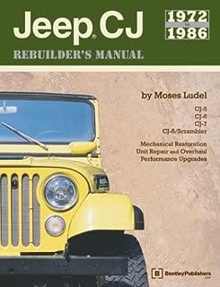 Best jeep cj restoration Reviews