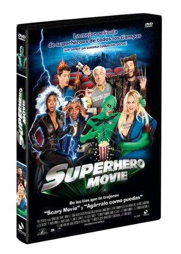 Superhero movie [DVD]