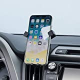 BeHave Autos Universal Car Phone Holder Fit for Toyota RAV4 2013 2014 2015 2016 2017 2018 Air Vent Phone Mount Adjustable, Car Phone Cradle Fit for iPhone Samsung 4-7 Inches Smartphone