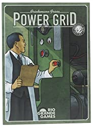 Power Grid is an excellent critical thinking game for kids