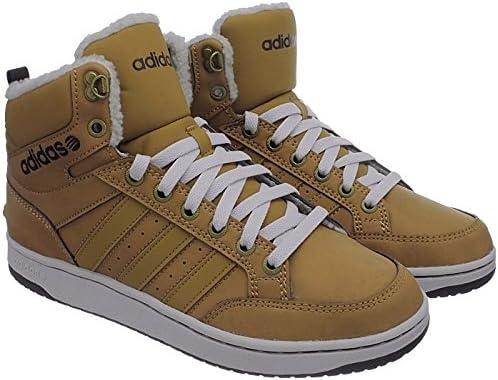 adidas Neo Hoops Premium, Baskets pour Homme Jaune Jaune One Size ...