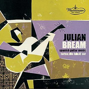 Julian Bream - Spanish Guitar Music