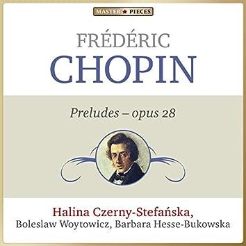 Frédéric Chopin: Preludes, Op. 28