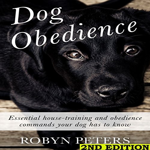 Dog Obedience, 2nd Edition audiobook cover art