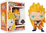 ZSDD Pop Dragon Ball Super Saiyan 3 Goku Pop Animotion Series Figura de Vinilo Coleccionable...