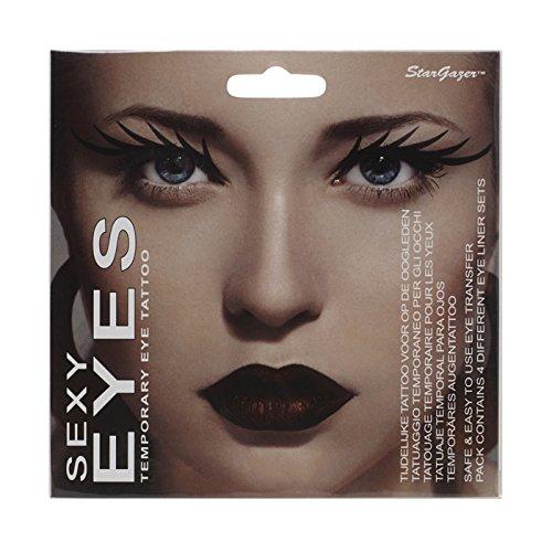 Stargazer Products Sexy Tijdelijke eyeliner, 1 stuk