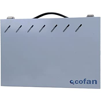 Cofan 04000020 Maletín metálico para brocas: Amazon.es: Bricolaje y herramientas