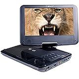 Nevir DVD Portatil 9' Nvr-2767Dvd-Puct2 Negro TDT HD USB