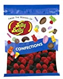 Jelly Belly Raspberries and Blackberries Candy - 1 Pound (16 Ounces) Resealable Bag - Genuine, Official, Straight from the Source