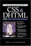 Essential CSS and DHTML for Web Professionals (2nd Edition)
