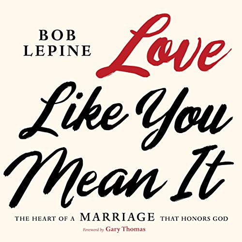 Love Like You Mean It cover art