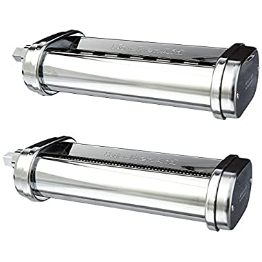 KitchenAid KSMPCA 2-Piece Pasta Cutter Attachment Set