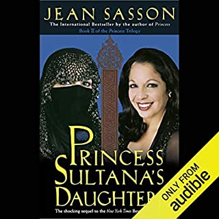 Princess Sultana's Daughters cover art
