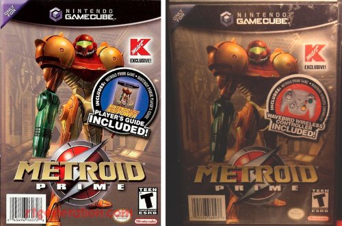 Metroid Prime (K-Mart Edition)