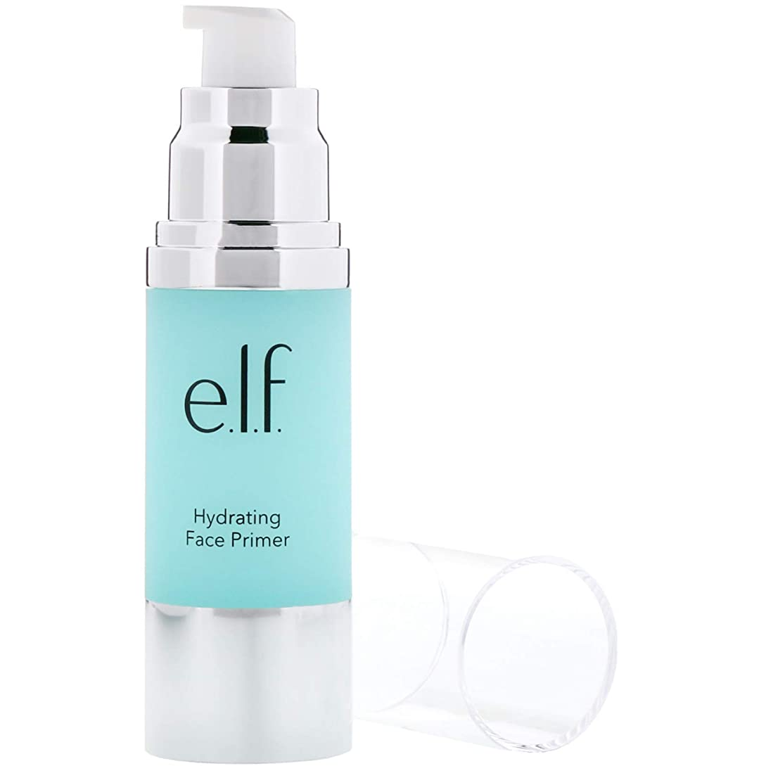路面電車寄付にはまってe.l.f. Hydrating Face Primer - Clear (並行輸入品)