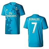 adidas REAL Madrid Trikot 3rd Herren 2018 - Ronaldo 7, Größe:XL