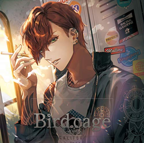 birdcage-lovers-/黒井勇