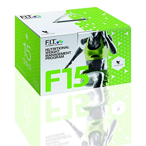Forever Fit 1 Weight Loss Kit By Forever Living (Chocolate flavor) by Forever Living