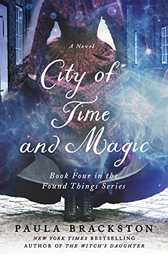 Compare Textbook Prices for City of Time and Magic Found Things, 4  ISBN 9781250260697 by Brackston, Paula