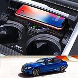 Plaque charge sans fil voiture,tampon charge rapide sans fil pour téléphone spécial voiture 15W...