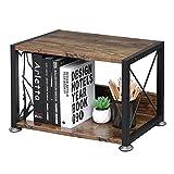 OROPY 2 Tier Desktop Storage Organizer Shelves, Vintage Office Desk Display...
