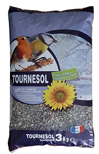 graines de tournesol pour oiseaux carrefour