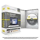 Microsoft® Office 2016 Standard. Original-Lizenz. 32 bit & 64 bit. Deutsch+ML. Audit Sicher, S2-ISO DVD, Lizenz. CLP Zertifikat