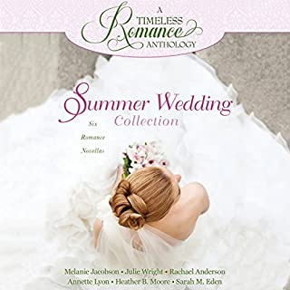 Summer Wedding Collection cover art
