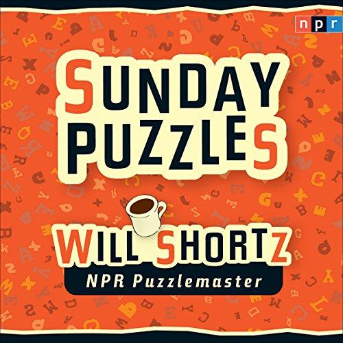NPR Sunday Puzzles audiobook cover art