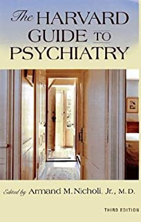 The New Harvard Guide to Psychiatry, 3rd Edition