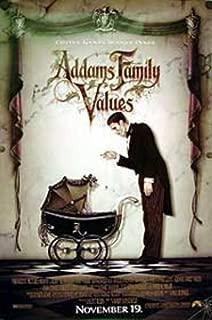 Addams Family Values Joan Cusack Christina Ricci Poster