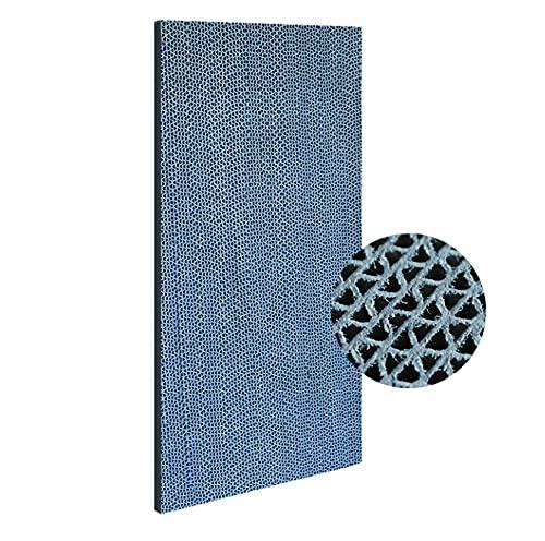 qiaoyun Filtro del depuratore d'Aria H12 H12 HEPA Filtro catalitico Adatto per Daikin Ack70P-W ACK70M-T TCK70M-W MCK70MBB-W MCK70ME8-T MCK70ME8-W MCK70MK-T