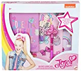 JoJo Bows Secret Diary Set Limited Edition - JoJo Siwa Diary , Bow Pen and Signature Sticker Sheets (Medium)