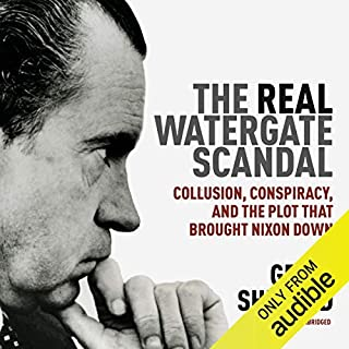 The Real Watergate Scandal cover art