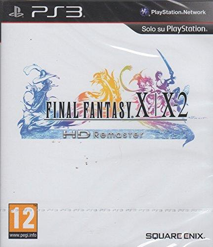 Final Fantasy X / X-II HD