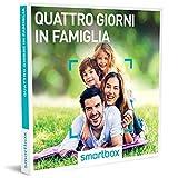 SMARTBOX - Cofanetto regalo famiglia - idee regalo originale - 4 giorni insieme a tutta la famiglia